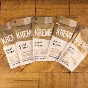 5 packs sweet kreme
